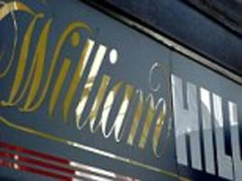 William Hill reports another quarter of growth