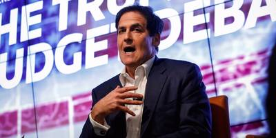 MARK CUBAN: 'The big losers' of the DOJ's battle to block the Time Warner-AT&T merger will be Google and Facebook