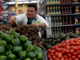 walmart is creating totally new kinds of food in a secret laboratory to compete with amazon (wmt)