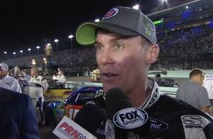 kevin harvick finishes the year third in the standings | 2017 homestead-miami