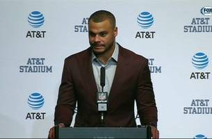Dak Prescott: 'I'm not trying to carry the whole team'