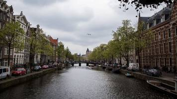 Newcastle man missing after Amsterdam canal party boat fall