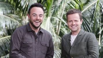 I'm a celebrity: Dec jokes about Ant's return to TV