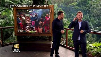 Ant McPartlin returns to I'm A Celebrity after a stint in rehab