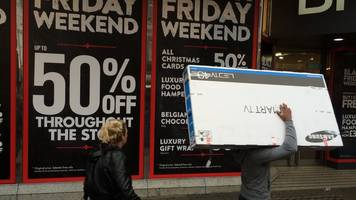 Black Friday deals 'not all they seem,' shoppers warned
