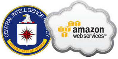 amazon announces aws secret service for the cia, us intelligence