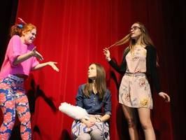 St. Mary's students give Cinderella a totally bodacious '80s makeover