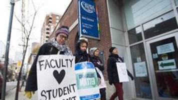 Ontario to offer full tuition refund for college semester dropouts — up to $500 for others as strike ends