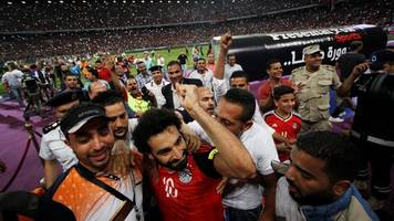 mohamed salah: egypt striker carries hopes of a nation at world cup