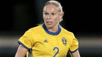 Jonna Andersson: Chelsea Ladies to sign Sweden international