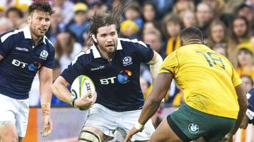 Australia will be out for 'revenge' when they face Scotland on Saturday - Ali Price