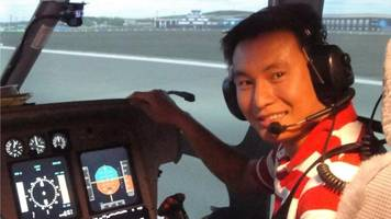 Waddesdon air crash: Vietnamese pilot killed in crash