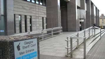 Cleaner admits stealing money and jewellery from Glasgow houses