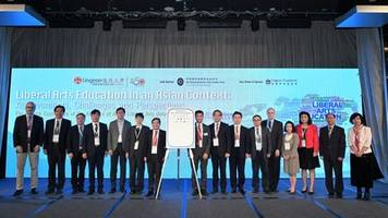 Lingnan University organises Conference to mark the launch of the Alliance of Asian Liberal Arts Universities