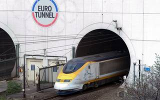 eurotunnel has a new name and it's rather underwhelming