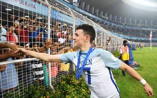 guardiola: prodigy phil foden ready for man city debut