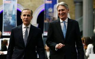 hammond authorises expansion of boe's cheap credit programme for banks