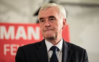 john mcdonnell slammed for refusing to cost labour's nationalisation plans