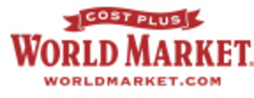 Cost Plus World Market® Kicks Off Black Friday Weekend With Free Giveaways and Special In-Store and Online Savings