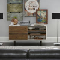 SANUS® Expands Wireless Speaker Stand Series to Accommodate Sonos® PLAY:5™ Speaker