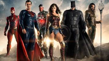 Justice League disappoints at the box office