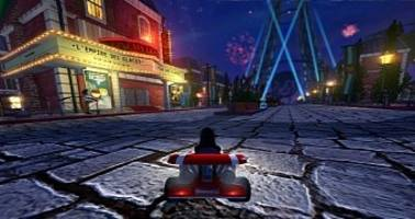 SuperTuxKart Racing Game Now Available on Android, New Release Adds Many Changes
