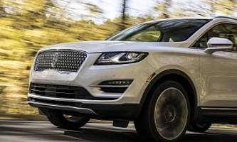 Facelifted 2019 Lincoln MKC Adopts Continental Grille