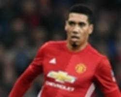 smalling hits back at england snub: 'i play for one of the biggest clubs in the world'