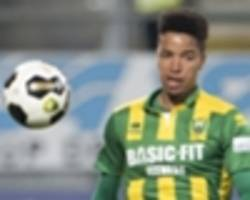 tyronne ebuehi dreams of world cup spot with nigeria