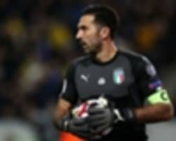 'i wanted to cry with buffon' - rakitic sympathises with italy great for missing world cup farewell