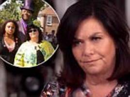 dawn french recalls horrific racial attacks