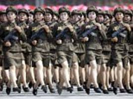 north korean soldiers stop periods due to harsh conditions