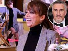 Paul Hollywood's wife in line for half his £10m fortune
