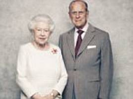 the queen awards prince phillip with rare honour