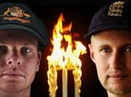 Ashes player profiles: The England and Australia teams