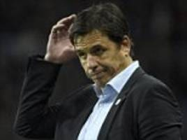 Aston Villa 2-1 Sunderland: Chris Coleman loses first game