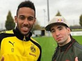 can bvb's aubameyang bounce back against tottenham?