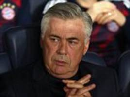 italy hope carlo ancelotti will consider taking vacant job