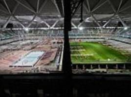 lille's stadium transforms from tennis to football