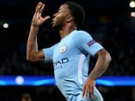 man city beat feyenoord the ugly way: raheem sterling