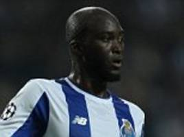 manchester united and arsenal 'scouts eye danilo pereira'