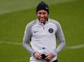 neymar's lifestyle defended by psg manager unai emery
