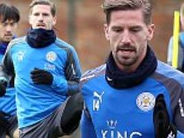 the curious case of adrien silva at leicester after mix-up