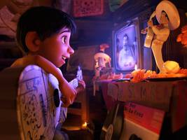 pixar wins again with 'coco,' which is beautifully told and culturally conscious