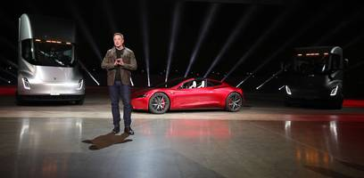 tesla's new vehicles didn't send the stock soaring — and that could signal a new reality for the company (tsla)
