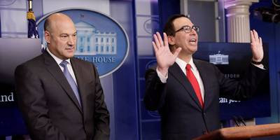 there's a cheap way for traders to protect against tax reform failure