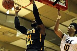 No. 6 Wichita State storms back to beat Cal 92-82