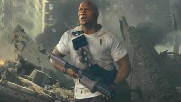 There's Another Videogame Movie On The Way.. And Yes, Dwayne Johnson's Involved