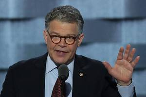 36 female 'snl' staffers support al franken amid sexual misconduct accusations