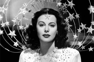'bombshell: the hedy lamarr story' film review: she was a glamour girl and a scientist